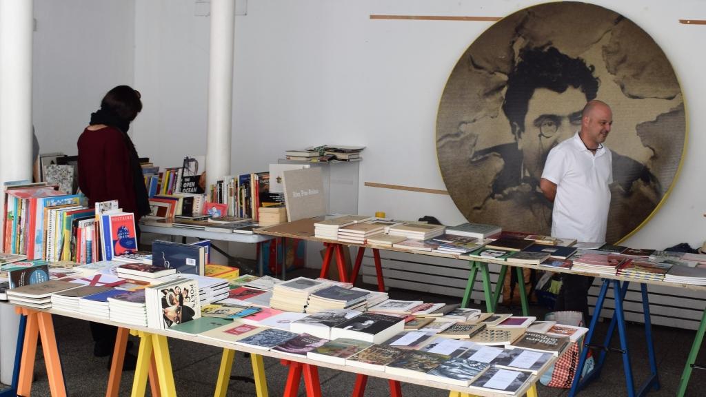 Feira do Livro no Museu Bordalo Pinheiro